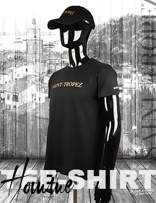 T-Shirt Homme Saint-Tropez